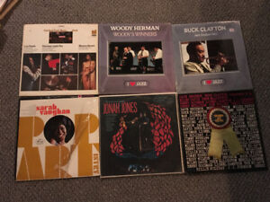 Lot of 6 records.