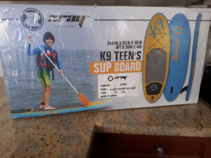 inflatable Teen paddle board