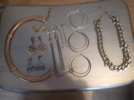 Joblot costume jewellery £ 3
