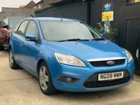 2008 Ford Focus 1.6 Style 5dr Hatchback Petrol Manual