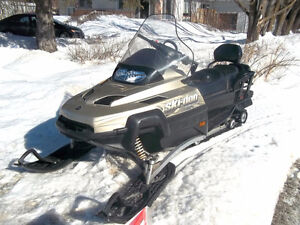 ski doo bombardier EXPEDITION 2005 CLEAN ,LOW HIGH 600 SDI