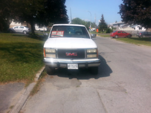 I have a motor for sale in my truck for part