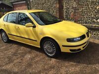 MK1 Seat Leon cupra 1.8 turbo 20v would part ex with panel van
