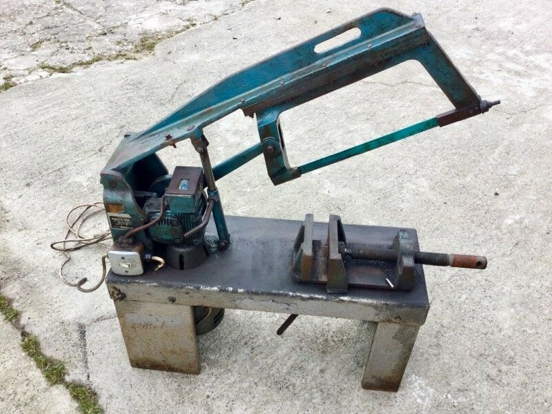 Mcmaster Power Hacksaw Bandsaw In Newcastle County