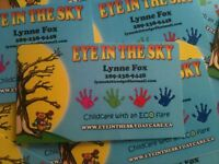 The Eye in the Sky (childcare in the Dundas Valley)