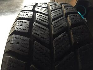 Hyundai Accent winter tire pkg 185/65/R14