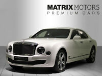 Bentley Mulsanne Speed MODELL 2016 NP € 392.000,-