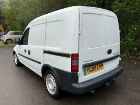 2008 Vauxhall Combo CDTi 1700 Panel Van Diesel Manual