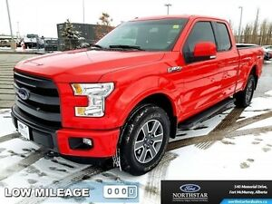 2015 Ford F-150 Lariat  - $249.96 B/W - Low Mileage