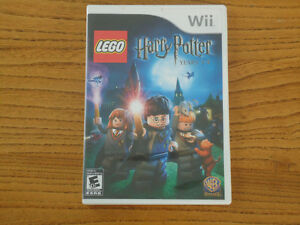 Lego Harry Potter Years 1-4 for Nintendo Wii Console