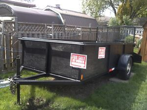 utility trailer, Kitchener / Waterloo Kitchener Area image 1