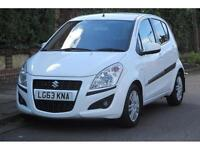Suzuki Splash 1.2 auto SZ4 AUTOMATIC ((FREE UK DELIVERY))