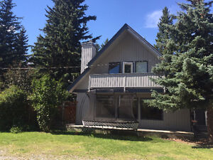 3 bedroom/ 2 bathroom House in South Canmore