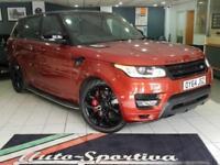 2014 Land Rover Range Rover Sport 5.0 V8 Autobiography Dynamic 4X4 (s/s) 5dr Pet