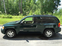 2002 GMC Envoy SLE 4X4 Impeccapable 105,XXX KM 4,755$