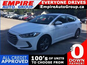 2017 HYUNDAI ELANTRA VALUE EDITION * BACKUP CAMERA * HEATED SEAT