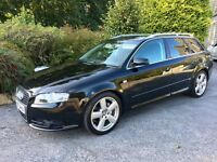 2008 AUDI A4 S LINE 170 ADVANT 💥 12MTHS WARRENTY 💥