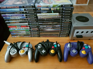 Gamecube bundle for sale or trade