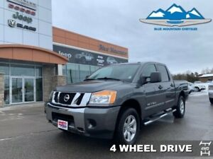 2014 Nissan Titan S  - Bluetooth - Back Up Camera