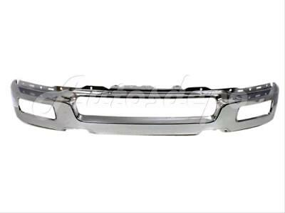FRONT BUMPER FACE BAR CHROME With Fog Hole FOR 2004-2005 F150 NEW STYLE for sale  Dallas