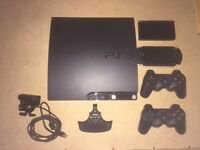 Sony PlayStation 3 plus extras