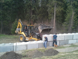 SJ DENE Contracting (excavation, snow removal) Williams Lake Cariboo Area image 8