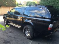 Mitsubishi L200 Warrior 2.5 td 4x4 Full MOT