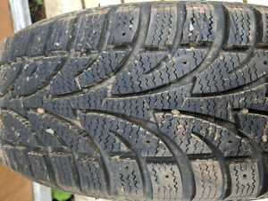 Steel rims with winters 205/55/16