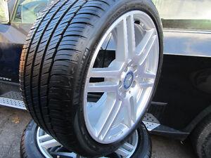 "New take offs 18"" AMG E350,E550  summer wheel package"