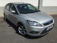 2010 60 Ford Focus 1.6TDCi 110 Bhp **Zetec**5 Door**Air Con**Low Miles**