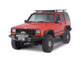 Jeep Cherokee XJ Front Bumper Smittybilt XRC