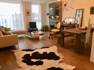Fully furnished 2 bdr luxe condo-Jean-Talon market - Jan2019
