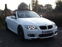 BMW 3 Series 320d M Sport Convertible DIESEL MANUAL 2011/61