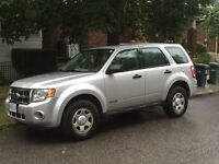 2008 Ford Escape- MUST SELL