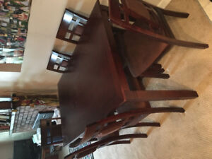 Kitchen table and coffee table free