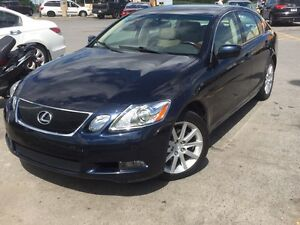 ULTRA PREMIUM LEXUS GS 300 AWD LOW KMS