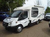 2009 Ford Transit AUTO-ROLLER 200 MOTORHOME ( Motorhome Caravan Chausson )