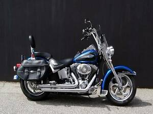2008 HARLEY-DAVIDSON SOFTAIL HERITAGE CLASSIC Cannington Canning Area Preview