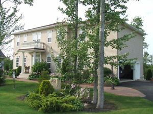 EXECUTIVE HOME with in-law suite in Moncton North