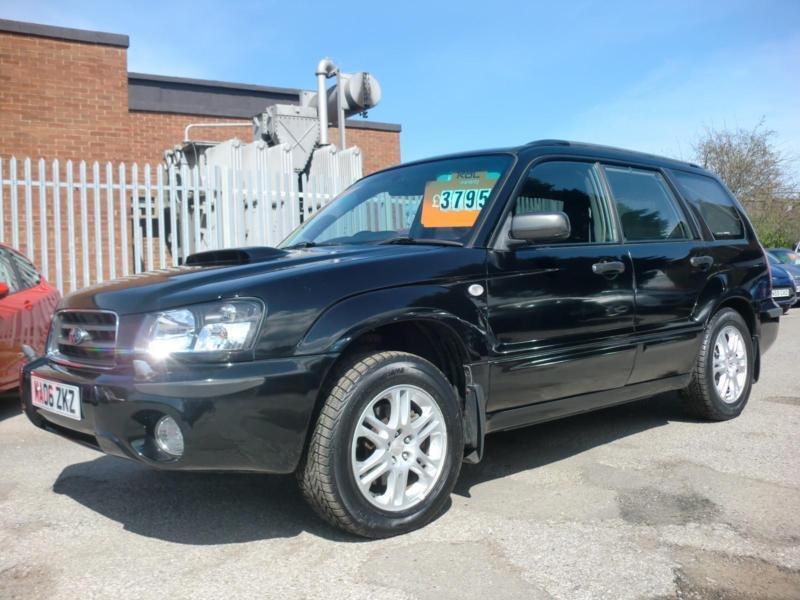2006 subaru forester 2 5 xt 4x4 in herne bay kent gumtree. Black Bedroom Furniture Sets. Home Design Ideas