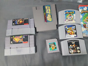 Rare Nintendo Carts for TRADE-Looking for CIB N64 Stuff Windsor Region Ontario image 2