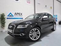 2014/14 Audi SQ5 3.0 BiTDI Quattro + Advanced Technology Pack + High Spec