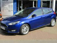 2015 FORD FOCUS 1.6 125 Zetec 5dr Powershift