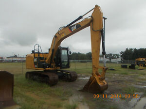 2012 CATERPILLAR 316E L TRACK EXCAVATOR-LEASE TO OWN OR FINANCE Regina Regina Area image 2