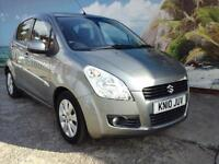 2010 SUZUKI SPLASH 16V HATCHBACK PETROL