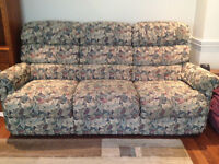 Lazyboy 3 seater recliner coach / sofa - GREAT CONDITION