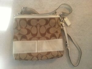Authentic Cross Body Coach Purse- REDUCED