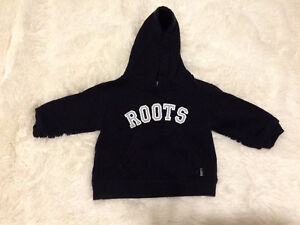 Roots baby hoodie