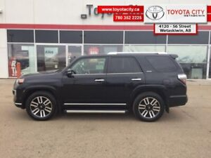 2015 Toyota 4Runner Limited 7 Seater