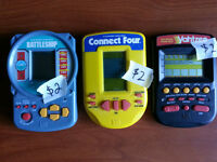 Electronic travel games